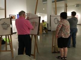 Summer 2016 Basic Drawing Artist's Guild - 11 of 27