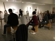 Another angle - first class, Gesture Drawing