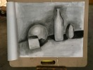 Evening Basic Drawing SU17 - Chiaroscuro, Pt. 2 exercise, final class
